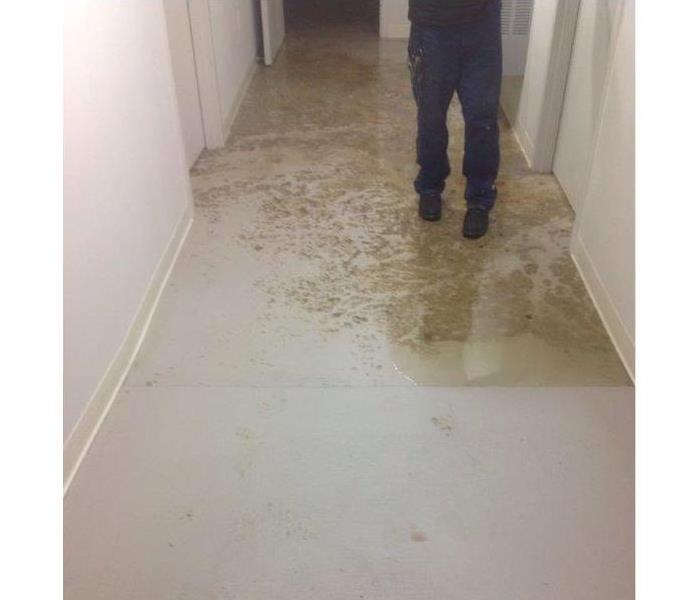 Commercial Water Damage in McLean, VA